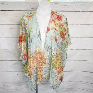 Band of Gypsies Floral Kimono